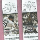 March 8 2013 Detroit Tigers V New York Mets Spring Training Ticket Miguel Cabrera Lakeland