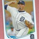 2013 Topps Baseball Series 2 Joaquin Benoit Detroit Tigers # 495