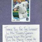 2013 Topps Baseball Phil Coke Detroit Tigers # 539