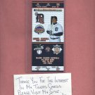 2013 All Star Game Ticket Miguel Cabrera Detroit Tigers Oddball