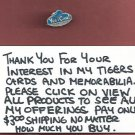 Detroit Lions Yes I Can Ford Field Employee Pin