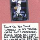 1999 Upper Deck Brad Ausmus Detroit Tigers # 369