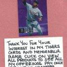 2006 Upper Deck Special F/X Purple Carlos Pena Detroit Tigers # 171  #D/ 150