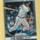 2014 Pacific Prizm Alan Trammell Detroit Tigers # 156