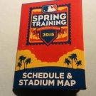 2015 MLB Spring Training Schedule & Map Grapefruit League