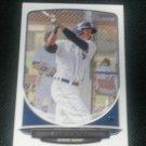 2013 Bowman Steven Moya Detroit Tigers Rookie Card # BP53