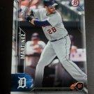 2016 Bowman JD Martinez Detroit Tigers #105
