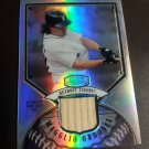 2007 Bowman Sterling Refractor Magglio Ordonez Bat Card Detroit Tigers # BS-MJO #d/ 59/199