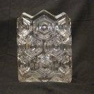 EAPG Glass 1890 Hexagonal Bulls Eye Celery Vase