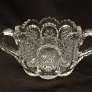 EAPG U.S. Glass 1905 The States Individual Open Sugar Bowl