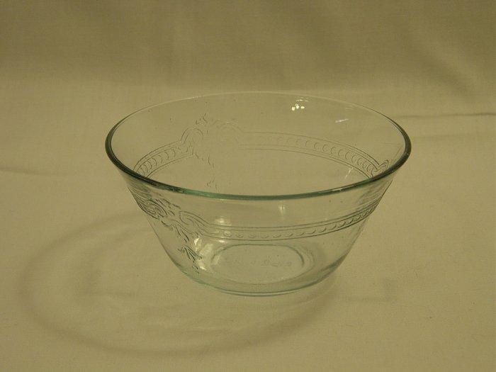 Anchor Hocking Glass Fire-King Sapphire Blue 5oz Baker or Custard Cup