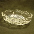 EAPG 1904 U.S. Glass Galloway Oval Bowl
