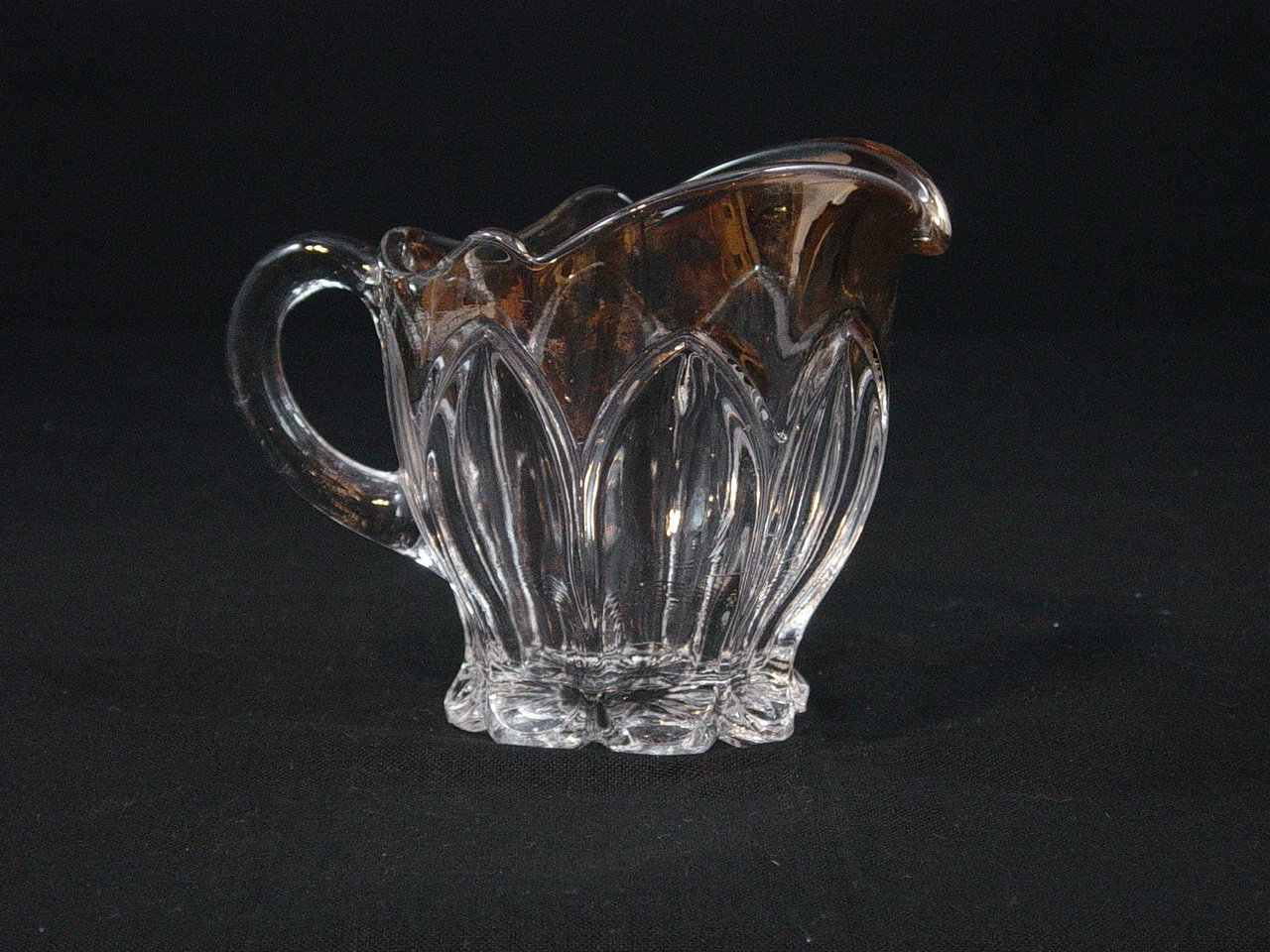EAPG 1903 U.S. Glass Church Windows Creamer