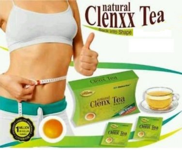 Herbal Sliming Detox Tea, Clean Colon, Weight loss, Diet Slim Fit No Laxative x 10 Sachets