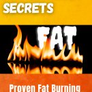 Fat Burning Secrets - How to melt away the flabs & fat weight loss tips