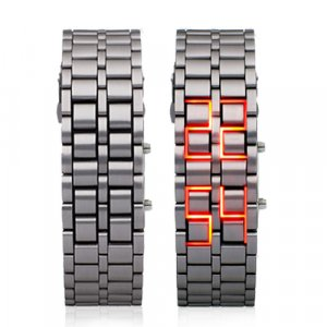 Red LED Watch
