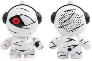Robot Speaker for Portable Devices