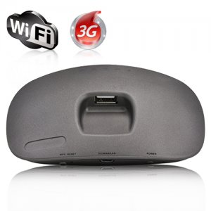 Wireless Router with Dual Connection, 3G and 802.11n