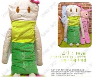 Little girl   pillow&free shipping