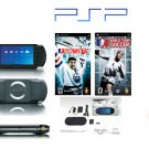 "Sony PSP ""Sports Value Pack"" - 2 Games, UMD Sampler Pack + Extra Accessories"