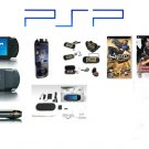 "Sony PSP ""Super Value Pack"" - 3 Games, UMD Sampler Pack + PSP Pro Starter Kit"