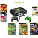 "Xbox ""Starter Kit"" Bundle - 6 Games and 2 Controllers"