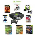 Xbox Racing Bundle - 7 Games + Wireless Steering Wheel