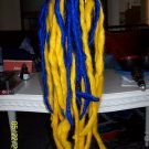 Hairfall - Blue and Gold(Buffalo Sabres Colors)