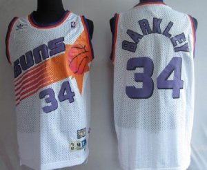 Charles Barkley Home Jersey