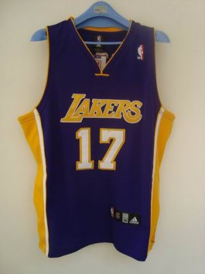 Andrew Bynum Road Jersey