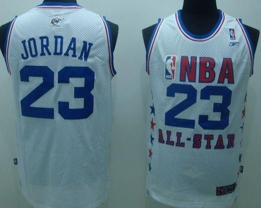 Michael Jordan 2003 All Star Jersey