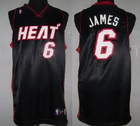 Lebron James Alternate Jersey