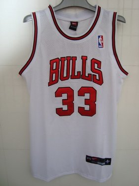 Scottie Pippen Home Jersey