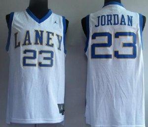 Michael Jordan High School Wilmington Laney Jersey