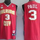 Chris Paul Oklahoma City Jersey