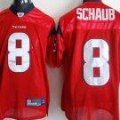 Matt Schaub Red Jersey