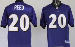 Ed Reed Home Jersey
