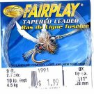Cortland Fairplay 0x (10 Lb test) 9' Tapered Leader