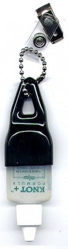Loon Bottoms Up! Rubber Caddy for Floatant/Sink Bottle