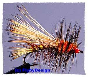 Yellow Stimulator - One Dozen Size 18 Fly Fishing Flies