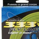Cortland 333 WF6 Floating Rocket Taper Green Fly Line