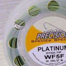 Cortland Precision Platinum Trout WF5 Floating Fly Line