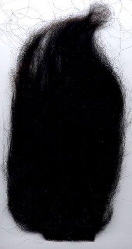 Wapsi New Premium Fly Tying Black Streamer Hair