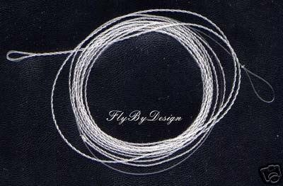 Furled 16 # Test Low Stretch Mono Fly Fishing Leader