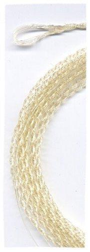 Furled 12# Test Gold Transition Fluorocarbon 3' Leader