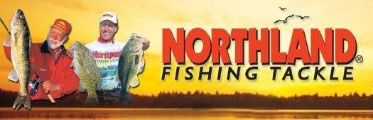 Northland #4 Green Reflective Rainbow Spinner