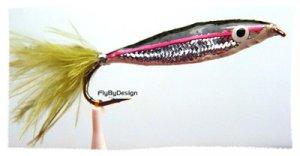 Janssen Rainbow Trout Fly Fish Flies - Twelve Size 6