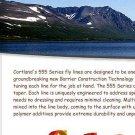 Cortland 555 WF6 Floating High Floating Mango Fly Line