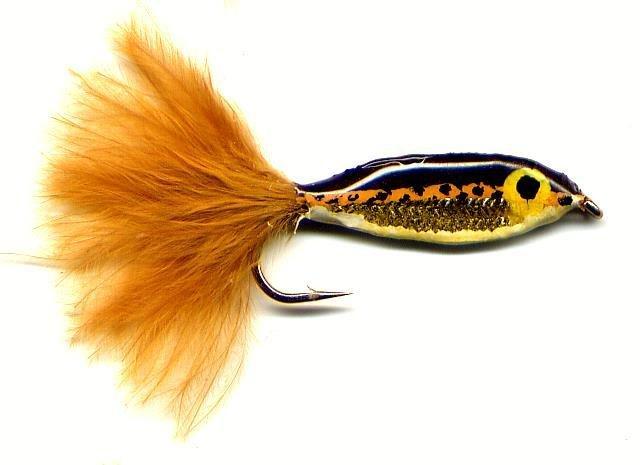 Janssen Brown Trout - Twelve Size 2 Fly Fishing Flies
