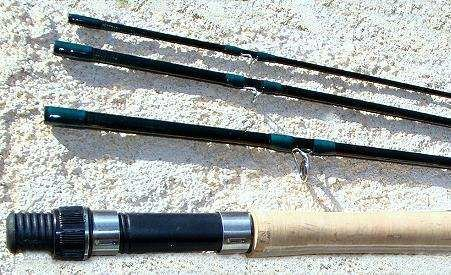 Scientific Anglers 5/6 wt 9' - 4 piece Fly Fishing Rod